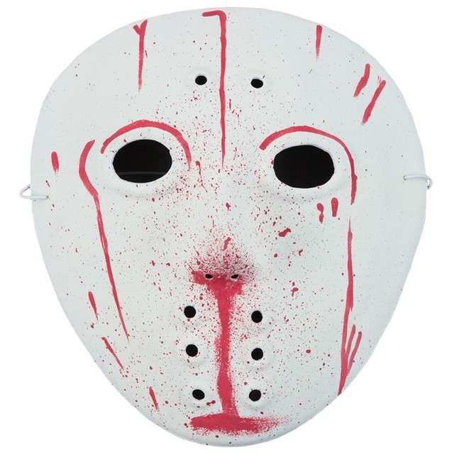 "Maska ""Hokejowa - Jason"", pianka EVA, RUBIES"