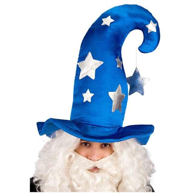 """Kapelusz """"Czarodziej XXL"""", niebieski, Carnival Toys"""