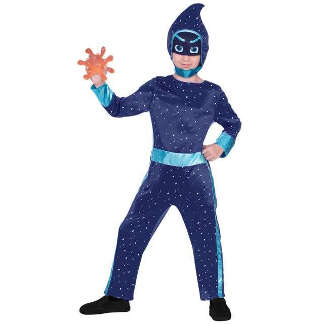 """Strój dla dzieci """"PJ Masks Nocny Ninja"""", AMSCAN, rozm. 5-6 lat"""