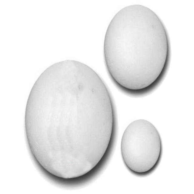 Jajko styropianowe 150 mm [m]