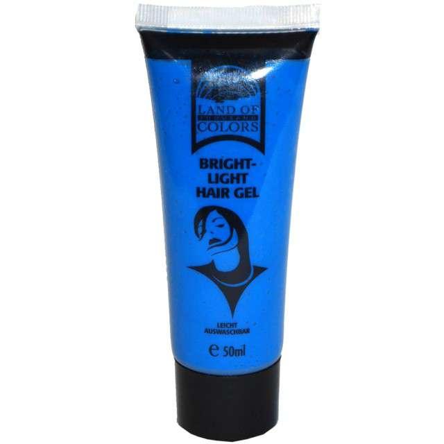 """Make-up party """"Żel Koloryzujący"""", niebieski, FunnyFashion, 50 ml"""