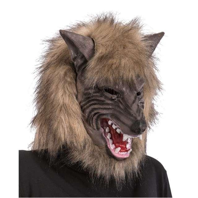 "Maska ""Wilkołak"", Carnival Toys"