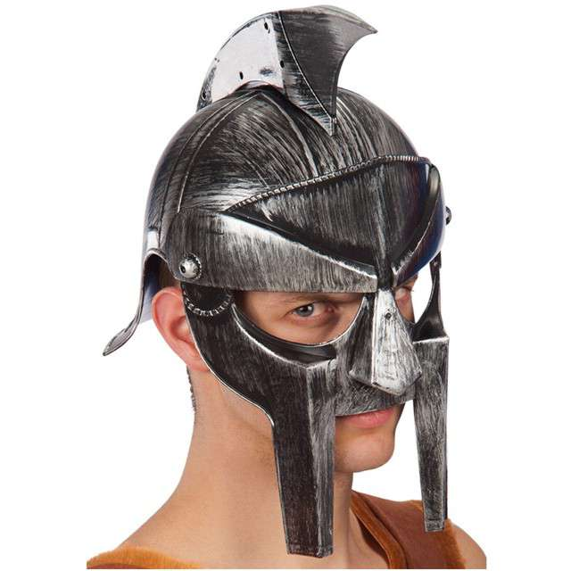 "Hełm ""Spartan- Rycerz Delux"", Carnival Toys"