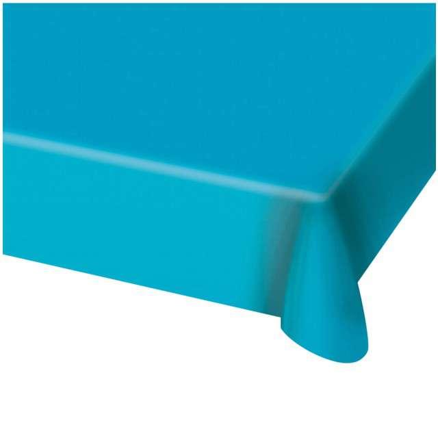 """Obrus foliowy """"Classic"""", niebieski, FOLAT, 180 x 130 cm"""