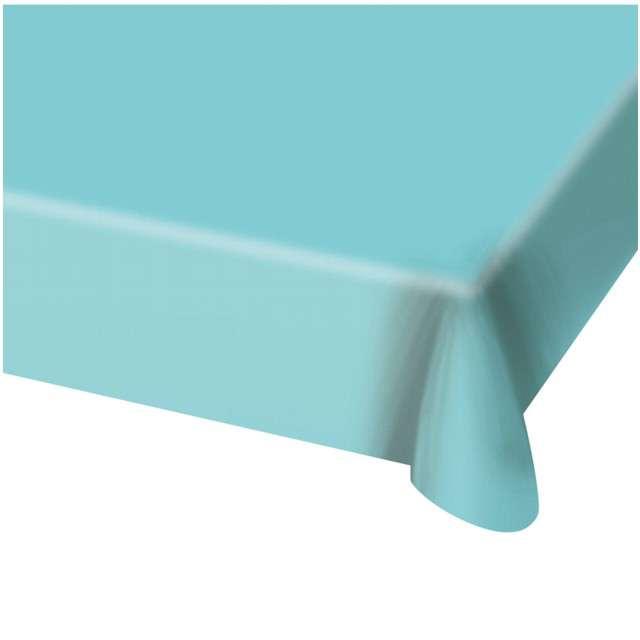 """Obrus foliowy """"Classic"""", błękitny, FOLAT, 180 x 130 cm"""