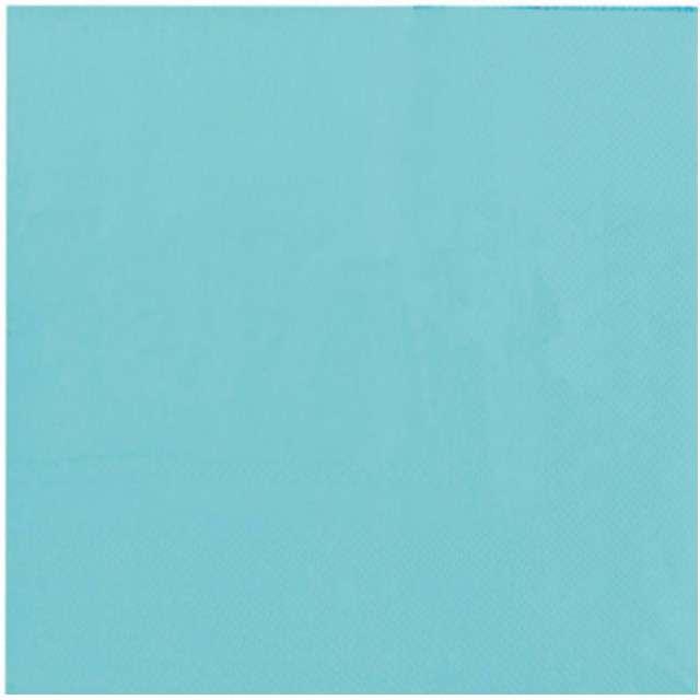 """Serwetki """"Classic"""", błękitne, FOLAT, 33 cm, 20 szt"""