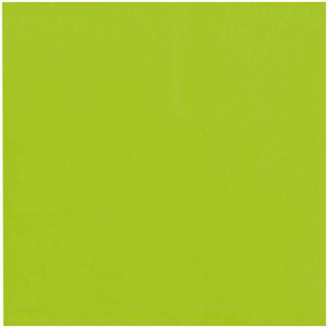 """Serwetki """"Classic"""", zielone jabłuszko, FOLAT, 33 cm, 20 szt"""