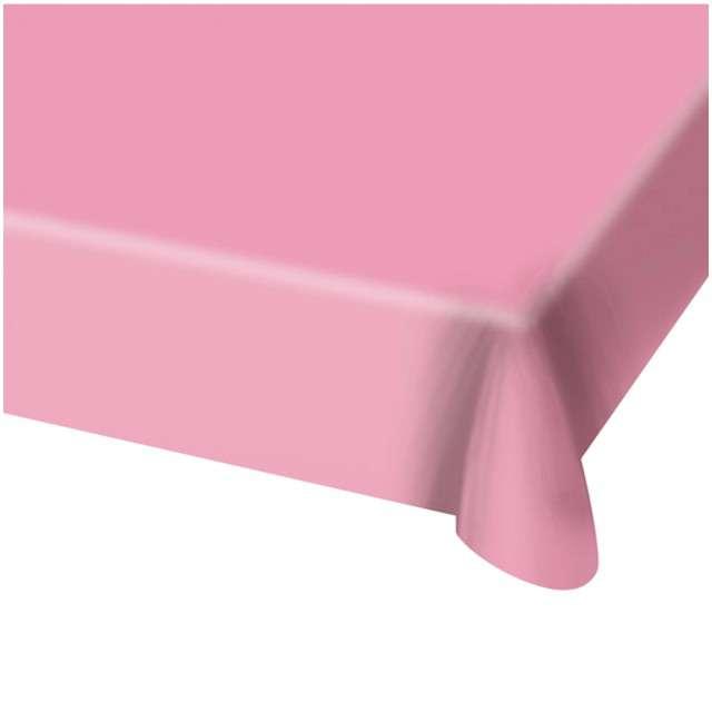 """Obrus foliowy """"Classic"""", różowy jasny, FOLAT, 180 x 130 cm"""
