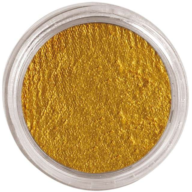 """Make-up party """"Farba do makijażu"""", złota, GUIRCA , 15 g"""