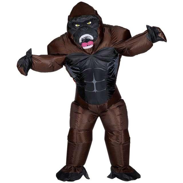 """Strój dla dorosłych """"Goryl King Kong"""", WIDMANN, nadmuchiwany"""