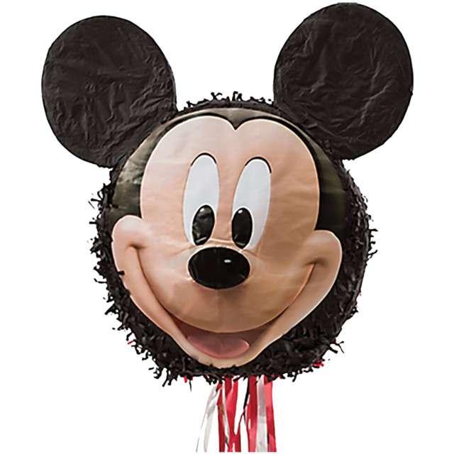 "Piniata ""Myszka Mickey"", AMSCAN, 50x33 cm"