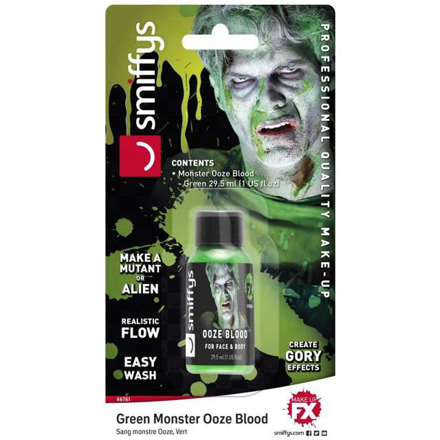 """Krew w tubce """"Zombie"""", Smiffys, 30 ml"""