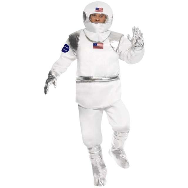"""Strój dla dorosłych """"Kosmonauta"""", SMIFFYS, rozm. M"""