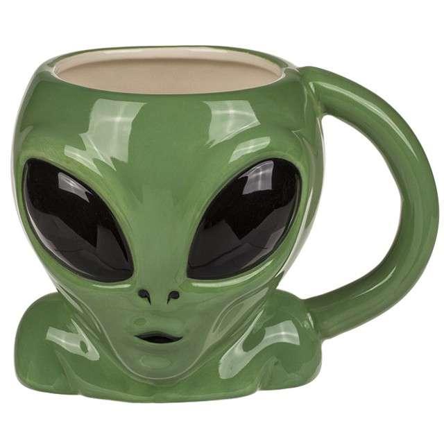 "Kubek ""Kosmita Alien"", OOTB"