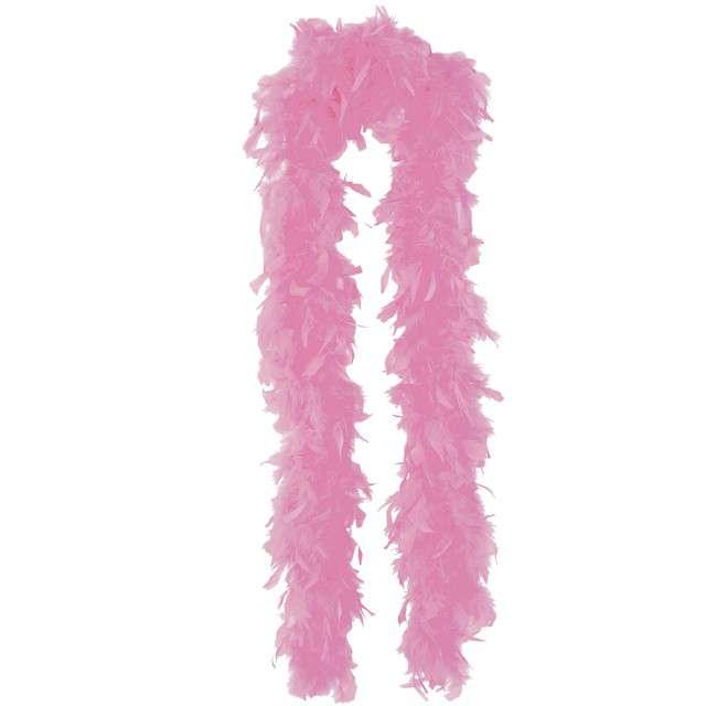 Boa Classic różowe jasne GUIRCA 40 g 180cm