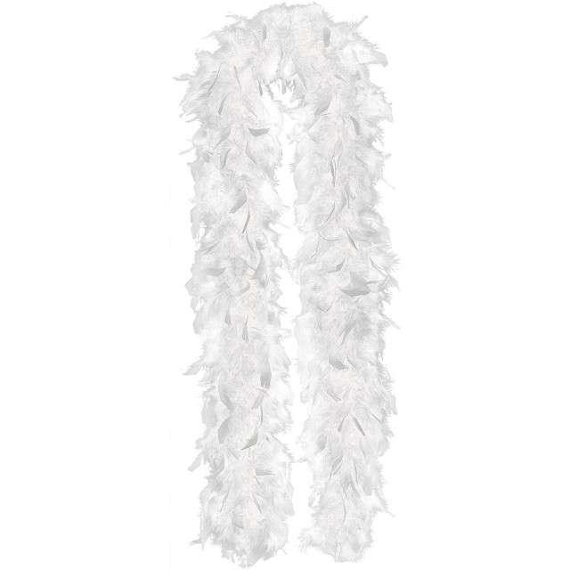 """Boa """"Classic Premium"""", białe, WIDMANN, 50 g, 180 cm"""