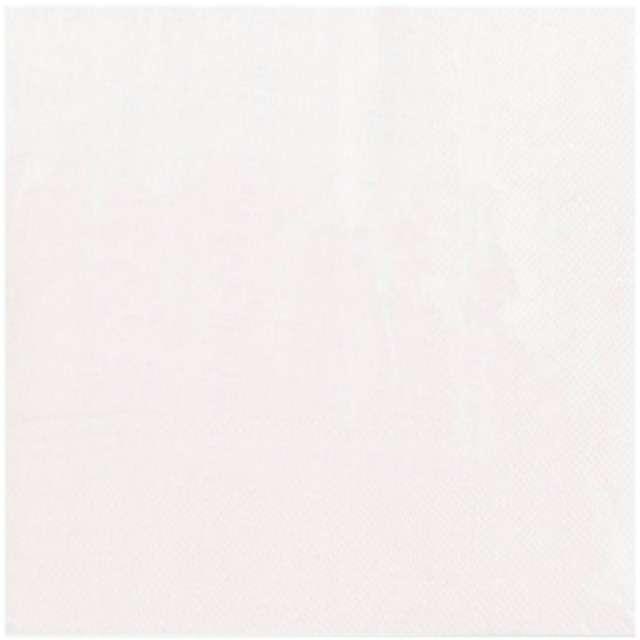 """Serwetki """"Classic"""", białe, FOLAT, 33 cm, 20 szt"""