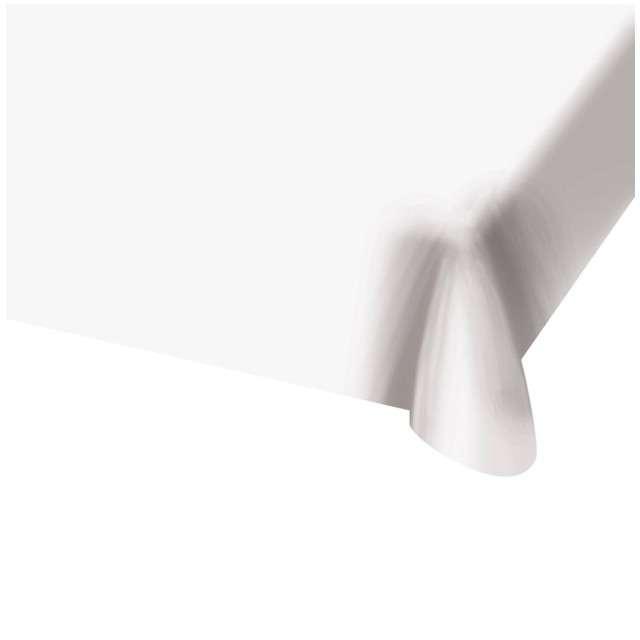 """Obrus foliowy """"Classic"""", biały, FOLAT, 180 x 130 cm"""