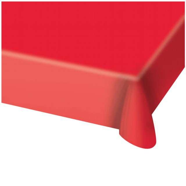 """Obrus foliowy """"Classic"""", czerwony, FOLAT, 180 x 130 cm"""