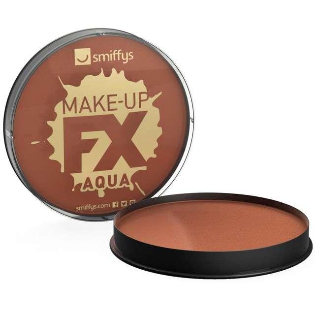 """Make-up party """"Farba do Makijażu"""", brązowy jasny, Smiffys, 16 ml"""