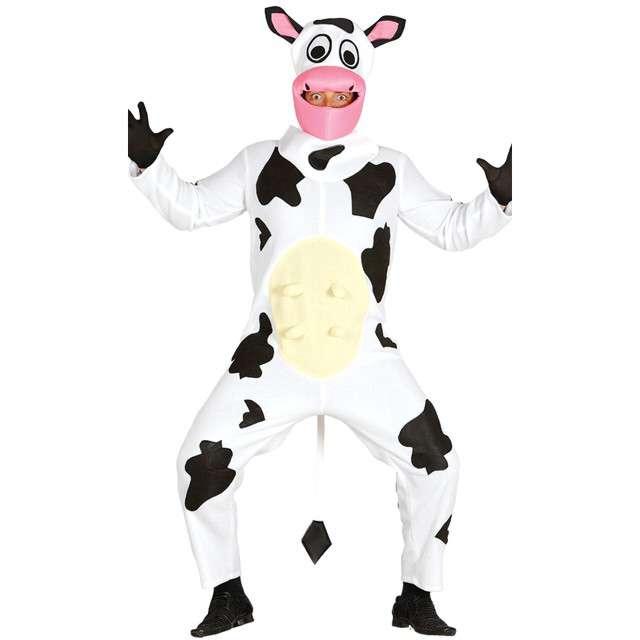 """Strój dla doroslych """"Krowa Krasula"""", GUIRCA, rozm. M"""