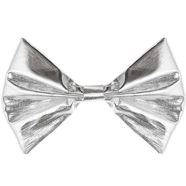 "Mucha ""Elegant"", srebrna metaliczna, WIDMANN"