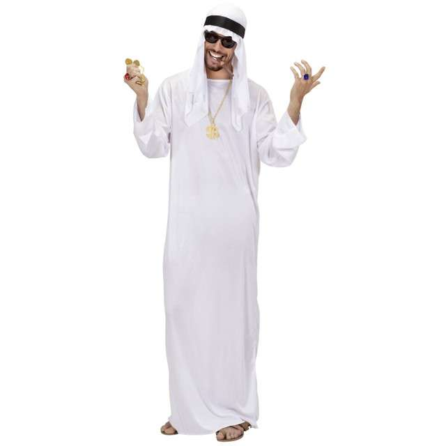 """Strój dla dorosłych """"Szejk Abdul"""", WIDMANN, rozm. M"""