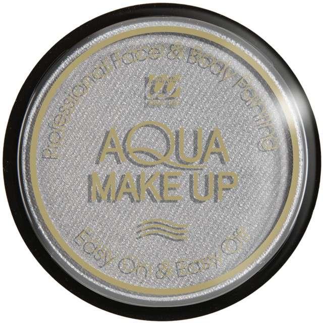 "Make-up party ""Farba do makijazu"", srebrna, WIDMANN, 15 g"