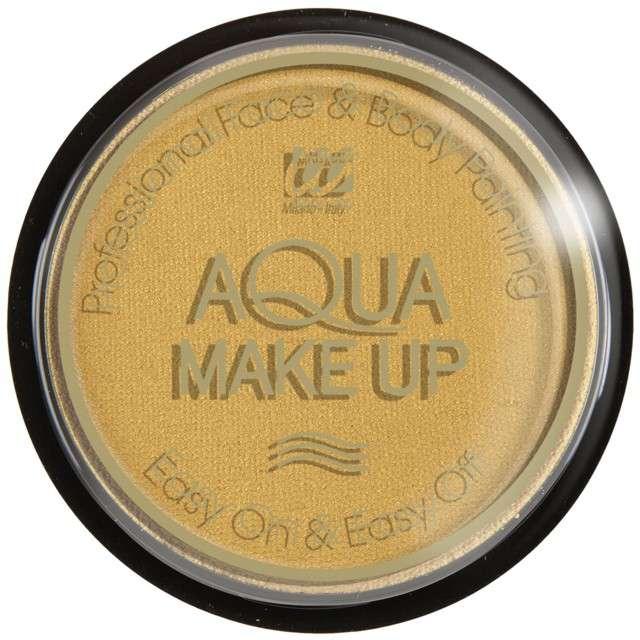 """Make-up party """"Farba do makijazu"""", złota, WIDMANN, 15 g"""