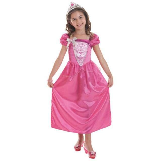 """Strój dla dzieci """"Barbie Princess"""", AMSCAN, rozm. 3-5 lat"""