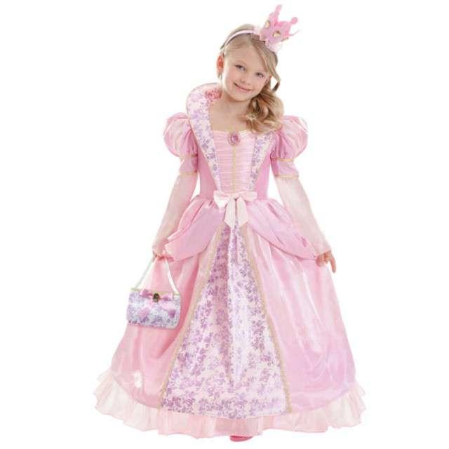 """Strój dla dzieci """"Różowa Księżniczka"""", AMCAN, rozm. 3-5 lat"""