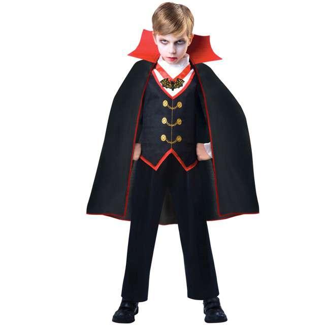"""Strój dla dzieci """"Dracula"""", AMSCAN, rozm. 6-8 lat"""