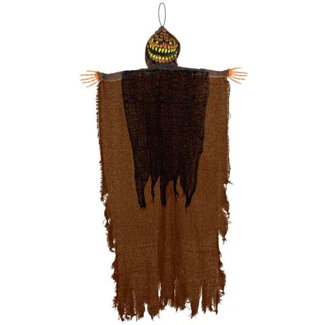 """Dekoracja wisząca """"Dynia Halloween"""", AMSCAN, 122 cm"""