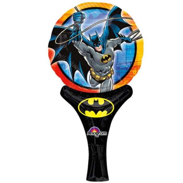 """Balon foliowy """"Batman"""", AMSCAN, 12"""" HND"""
