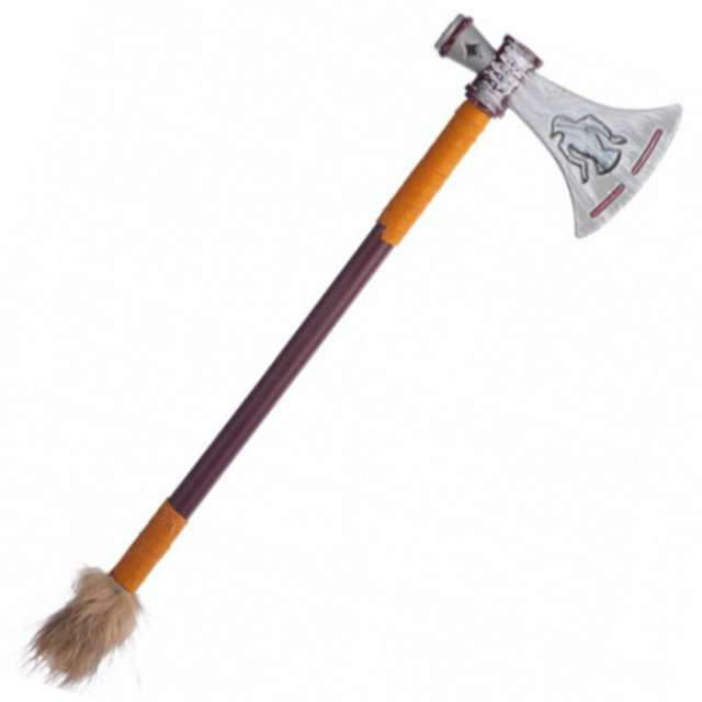 "Broń ""Topór Indiański Tomahawk"", Carnival Toys, 45 cm"