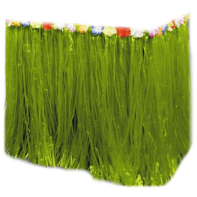 """Skirting foliowy """"Carnival Toys Classic"""", zielony, 80x260 cm"""