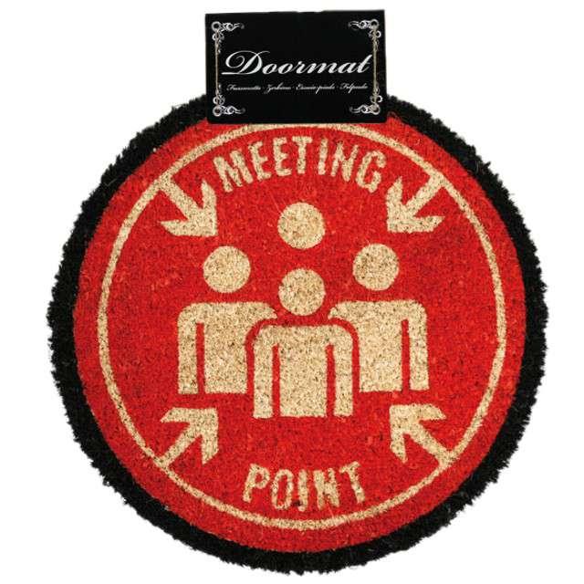 """Wycieraczka """"Meeting Point"""", OOTB, 50 cm"""