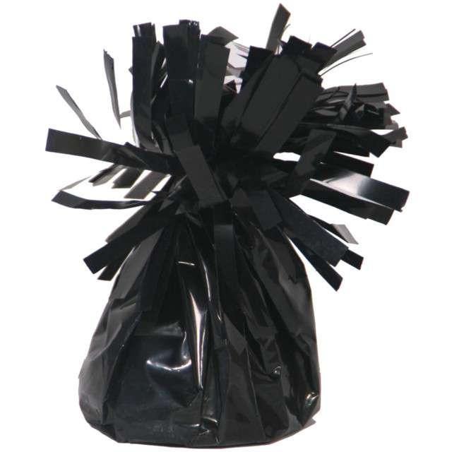 Obciążnik do balonów, foliowy, czarny, FOLAT