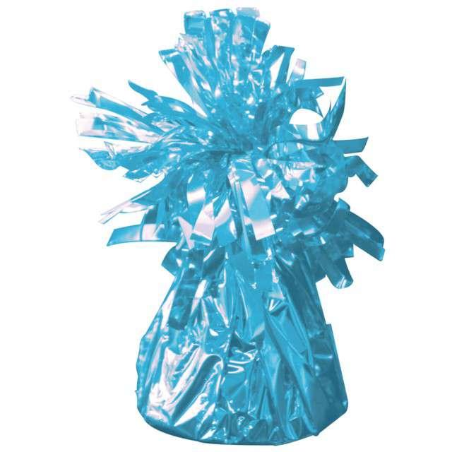 Obciążnik do balonów, foliowy, niebieski, FOLAT