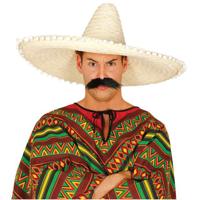"Kapelusz ""Sombrero Meksykanina"", GUIRCA"