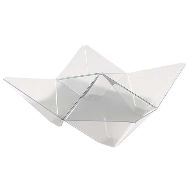 """Pojemniki jednorazowe """"Pucharki Origami"""", GoldPlast , 25 szt"""