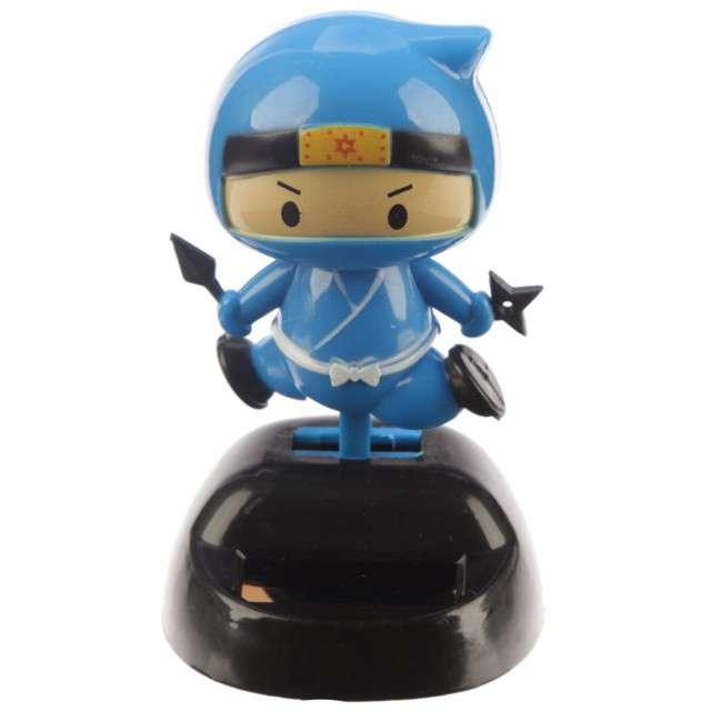 "Figurka solarna ""Ninja Samuraj"", PUCKATOR"