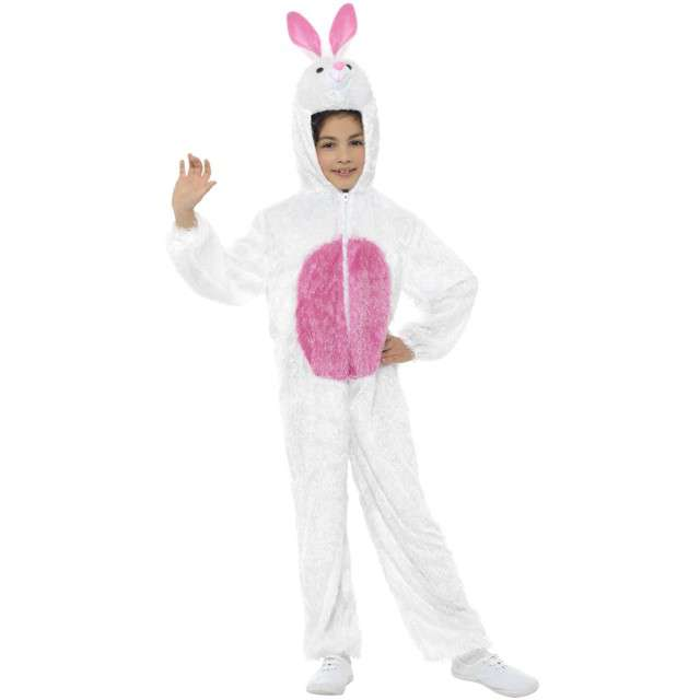 """Strój dla dzieci """"Zajączek Wielkanocny"""", SMIFFYS, rozm. 4-6 lat"""