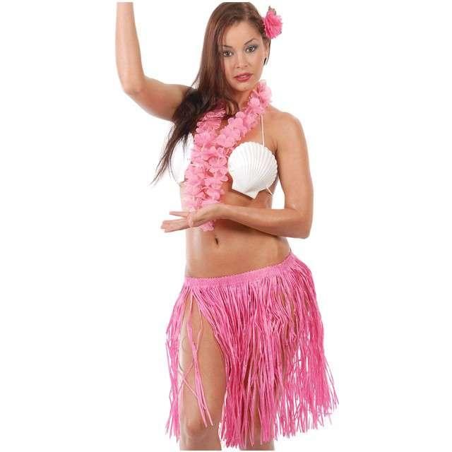 """Zestaw """"Hawajskie Party"""", różowy, GUIRCA"""