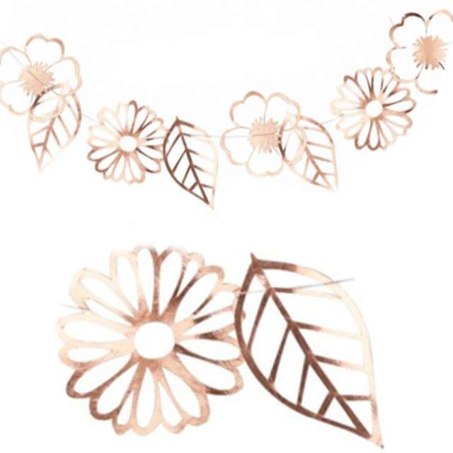 "Baner ""Ditsy Flower"", mix, Ginger Ray, 300 cm"