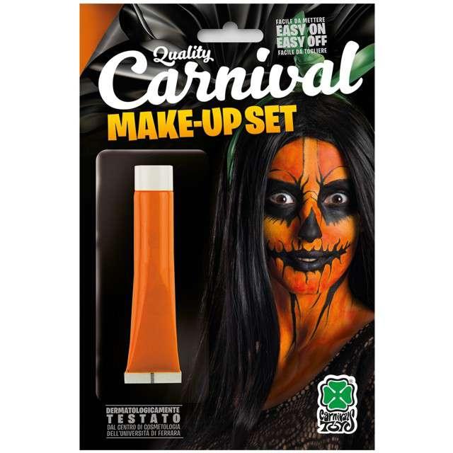 """Make-up party """"Farba do makijażu"""", pomarańczowa, Carnival Toys, 28,3 ml"""
