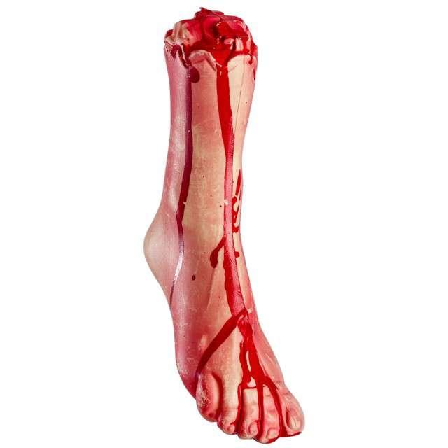 """Dekoracja """"Odcięta noga"""", Carnival Toys, 30 cm"""