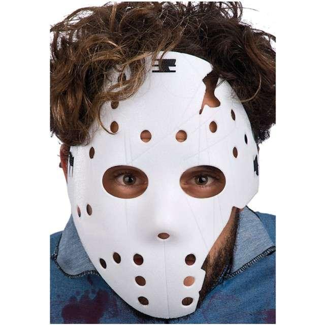 "Maska ""Jason - Hokejowa"", plastikowa, Carnival Toys"