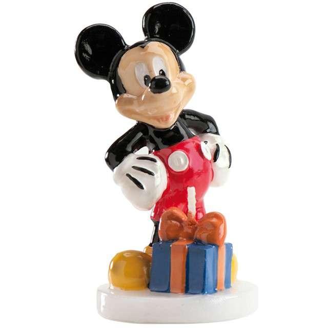 "Świeczka na tort ""Myszka Mickey 3D"", DEKORA, 8 cm"