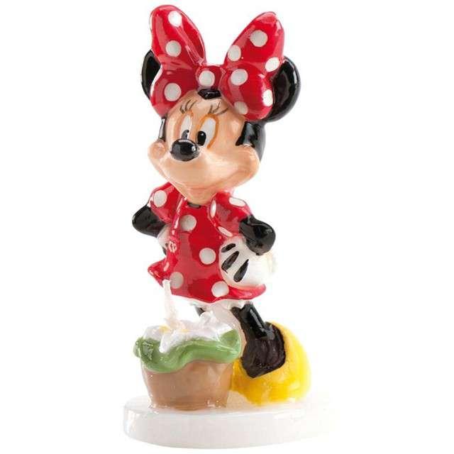 "Świeczka na tort ""Myszka Minnie 3D"", DEKORA, 8 cm"
